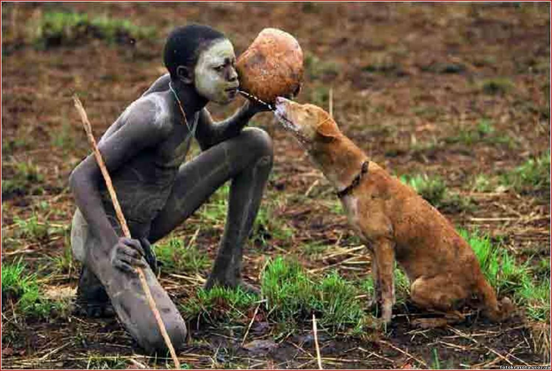 Фото диких племен африки без одежды 10 фотография